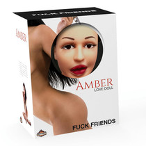 Fuck Friends Amber Love Doll
