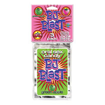 BJ Blast 3 pack (Strawberry, Cherry & Green Apple)