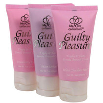 Guilty Pleasure Female Arousal Cream Strawberry Malt 1oz