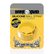 Boneyard Ball Strap Yellow