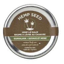 Earthly Body Hemp Lip Pot Guavalava