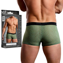 Male Power Brazilian Artigo Mini Short Olive XLG