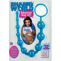 Shanes World Advanced Anal 101 - Blue