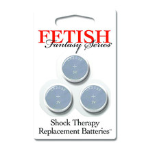 Fetish Fantasy Shock Therapy Replacement Batteries