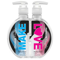 Penthouse Couples Collection Make Love Warming & Tingling Lubricant, Two 5 fl oz Bottles