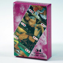 Female Nude Playing Cards (12/DP)