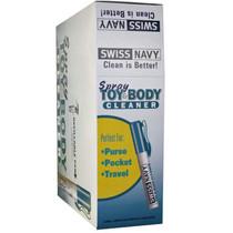 Swiss Navy Toy & Body Cleaner Pen (12 per display)