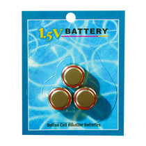 Watch Battery 3pc. Carded