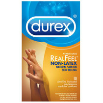 Durex Avanti Bare Real Feel Non-Latex (10)