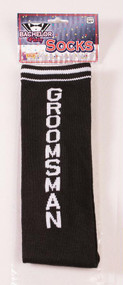 Bachelor Party Grooms Man Socks