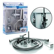 Clean Stream Toilet Enema Attachment Set