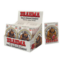 Brahma Male Enhancement Pop Box (24 In A Box)