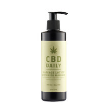 EB CBD Massage Lotion