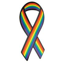 Gaysentials Pride Ribbon Magnet