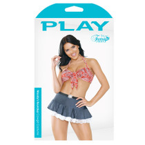 Play Woody's Roundup Cowgirl Costume Red S/M