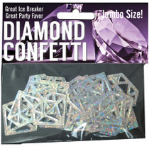 Diamond Mylar Confetti 40/Pack