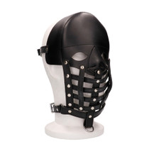 Ouch! Pain - Saddle Leather Heavy Duty Mask