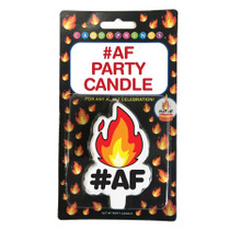 #Af, Candle