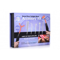 7 Piece Twilight Wand Accessory Kit