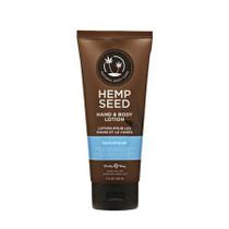 EB Hemp Seed Sunsational Hand and Body Lotion 7oz