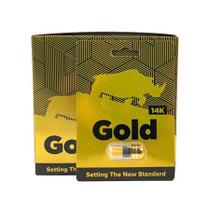Rhino 14K Gold 24/Dp