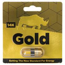 Rhino 14K Gold 1ct