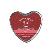 EB Hemp Seed Valentine Candle Muah 2020