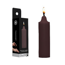Ouch Wax Play Candle - Chocolate Scented - 100 g