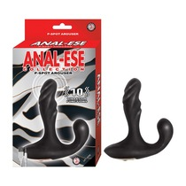 Anal-Ese Collection P-Spot Arouser Black