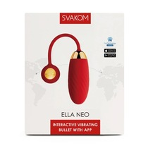 Ella Neo Interactive Vibrating Bullet with App