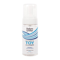 Before & After Foaming Toy Cleaner 4.4Floz/130Ml