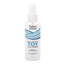 Before & After Spray Toy Cleaner 4Floz/120Ml