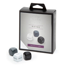 Fifty Shades of Grey Play Nice Role Play Dice
