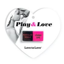 Love To Love Play&Love Dice