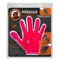 OxBalls FINGER FUCK Glove Hot Pink