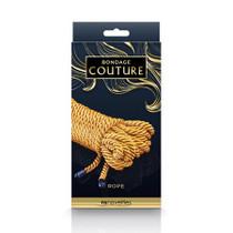 Bondage Couture Rope 25 Feet Gold