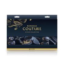 Bondage Couture 6-Piece Kit Blue