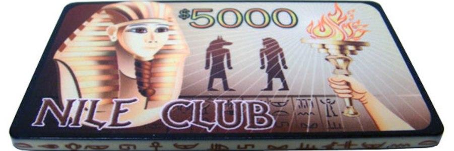 Nile Club Plaques