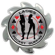 SHADOW SPINNERS LADIES Poker Card Cover