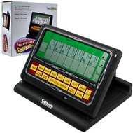 Portable Video Solitaire Touch-Screen 2-in-1 Game