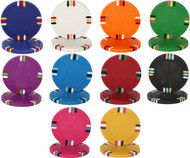 25 Claysmith Blank 14gm Clay Poker Chips - Choose Colors!