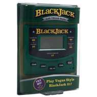 Electronic Handheld Las Vegas Style Blackjack Game