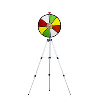 Deluxe 16 Inch Dry Erase Prize Wheel with Adjustable Easel - Choose Type!