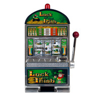 Luck of the Irish Slot Machine Bank - 15 Inches Tall!