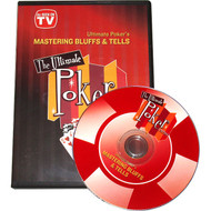 MASTERING BLUFFING AND TELLS DVD