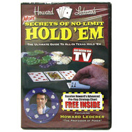 HOWARD LEDERER'S MORE SECRETS OF NO-LIMIT HOLD'EM DVD