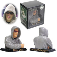 Phil Laak THE UNABOMBER Poker Card Cover