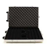 1000 CHIP ROLLING POKER CASE UPGRADE - ONLY IF APPLICABLE 1000 CHIP SET IS PURCHASED!