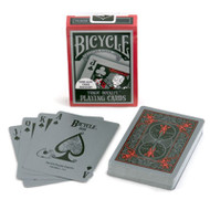BICYCLE TRAGIC ROYALTY PLAYING CARDS - 1 DECK