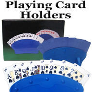 HANDS FREE PLAYING CARD HOLDERS - SET OF 2